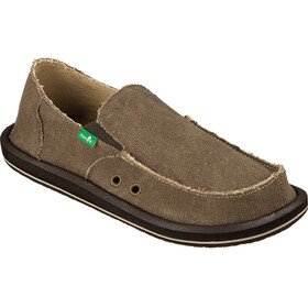 Sanuk M's Vagabond Brown